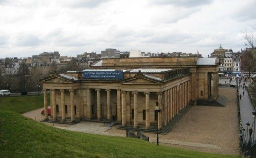 Фотография Национальной галереи Шотландии