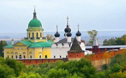 Зарайский кремль фото