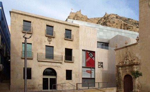 музей современного искусства в Аликанте фотография