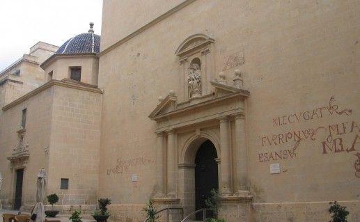 собор Святого Николая в Аликанте фото