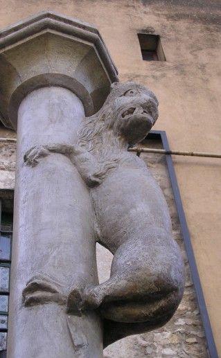 фото Жиронской львицы