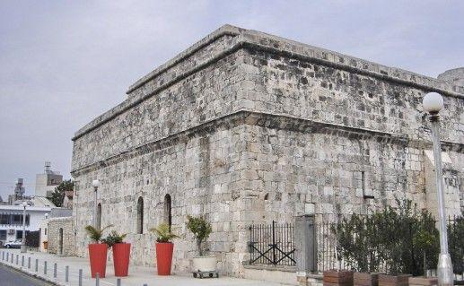 фото археологического музея в Лимасоле