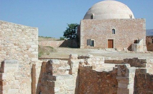 археологический музей в Ретимно фото