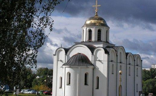 Благовещенская церковь в Витебске фото