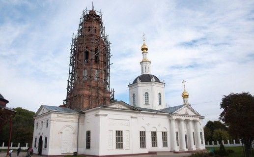 фото Богоявленского собора в Орле