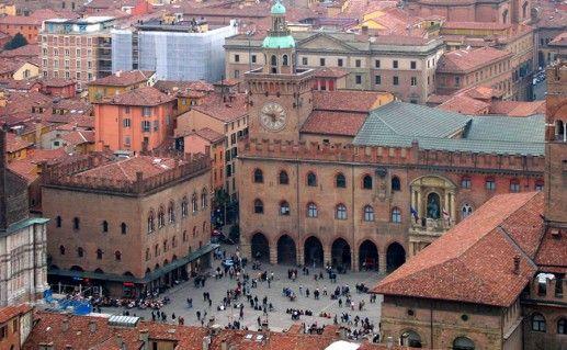 Болонский университет фото