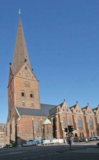 собор Святого Петра в Гамбурге фотография