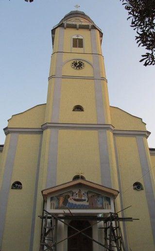 фотография церкви Успения Пресвятой Богородицы в Мукачево