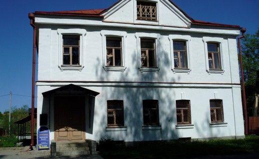 фото дома Калязиных в Старой Ладоге