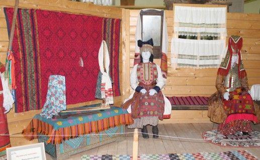 экспонаты национального музея Удмуртии в Ижевске фото
