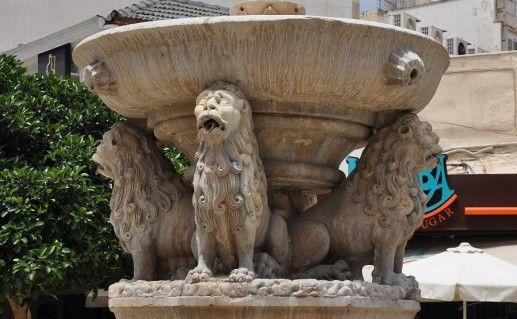 фотография фонтана Морозини в Ираклионе