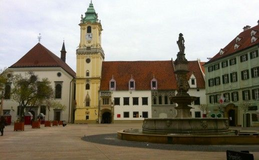 Городской музей Братиславы фото