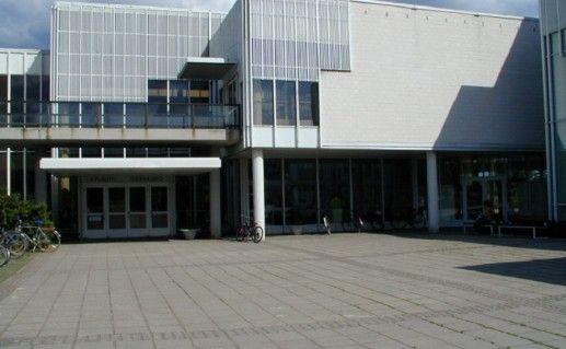 фото художественного музея в Иматре