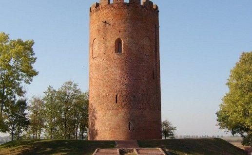 фото Каменецкой башни в Бресте