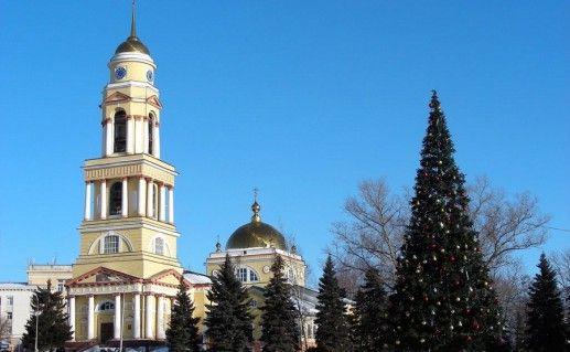 Христорождественский собор в Липецке фото