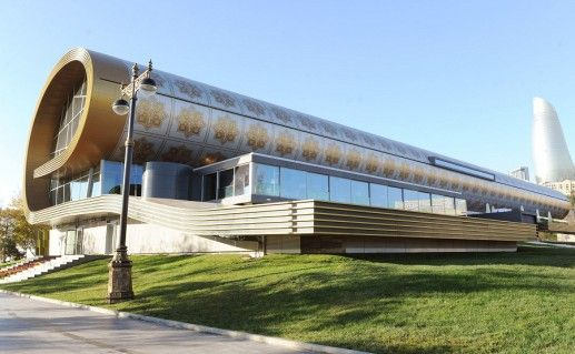 музей ковров в Баку фото