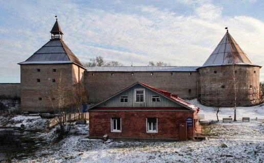 музей-заповедник Старая Ладога фотография