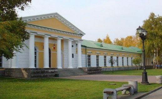 фотография Национального музея Удмуртии в Ижевске