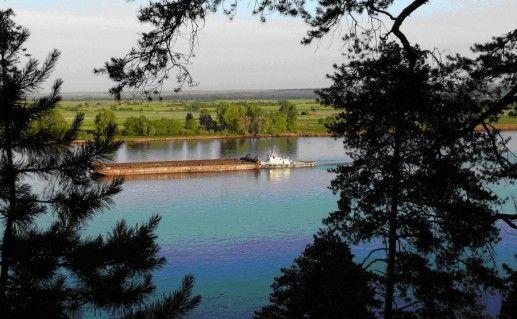 фотография национального парка Татарстана Нижняя Кама