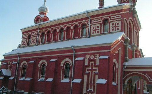 фотография Никольского мужского монастыря в Старой Ладоге