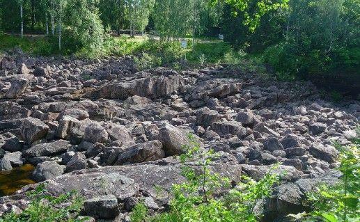 фотография парка Короны в Иматре