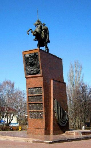 фотография сквера Чапаева в Чебоксарах