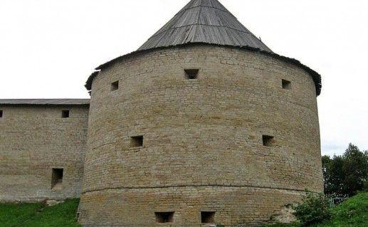 фото Староладожской крепости