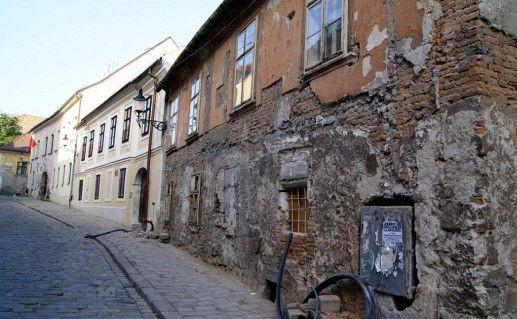 фотография Старого города в Братиславе