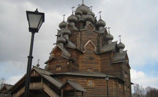 фотография усадьбы Богословка в Ленинградской области