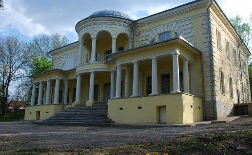 усадьба Михайловка в Ленинградской области фото
