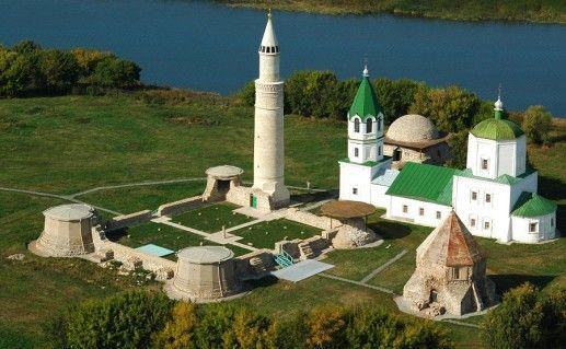фото Великих Булгар в Татарстане
