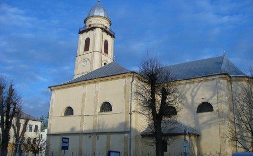 греко-католическая церковь в Мукачево фотография