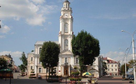 Витебская ратуша фотография