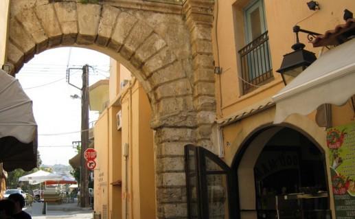 ворота Гуора в Ретимно фотография