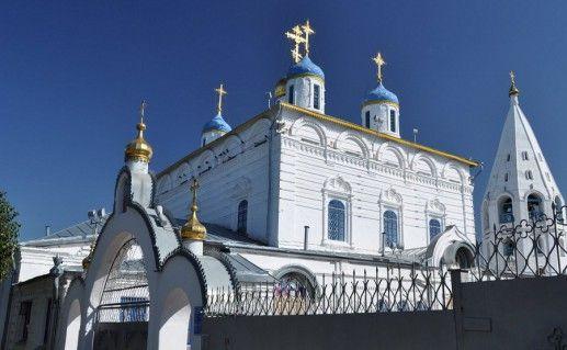 Введенский собор в Чебоксарах фотография