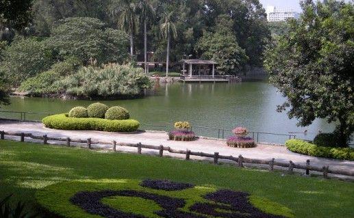 фото зоопарка Гуанчжоу