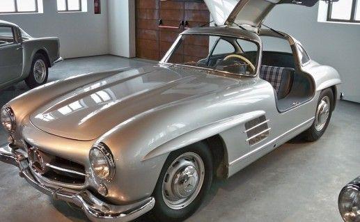 фото автомобильного музея в Малаге
