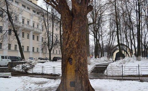 кировское дерево желаний фото