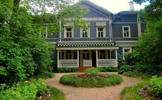 фото дома-музея Чайковского в Подмосковье