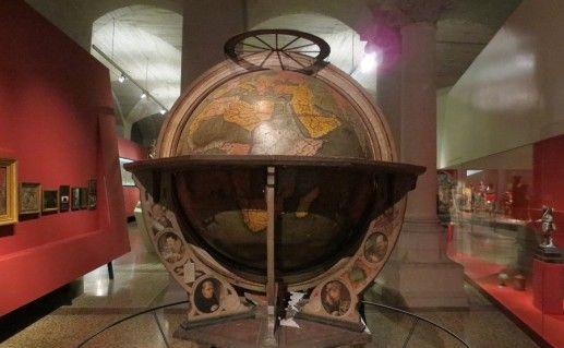 экспонаты национального швейцарского музея в Цюрихе