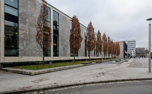 фотография Германского национального музея в Нюрнберге