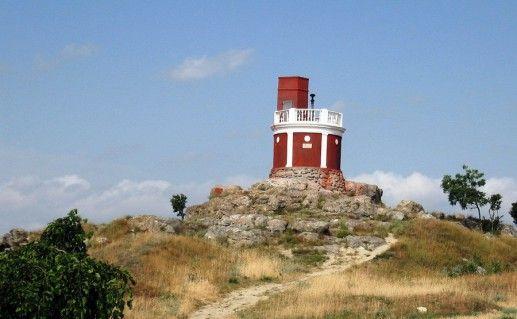 гора Митридат в Керчи фото