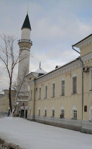 фото Караван-Сарай в Оренбурге