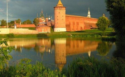 фото Коломенского Кремля в Подмосковье