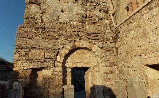 фото музея античного искусства в Сиде