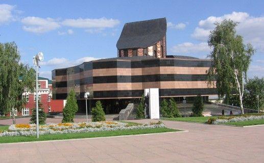 фото музея боевого и трудового подвига в Саранске