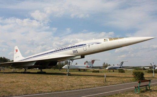 музей гражданской авиации в Ульяновске фотография