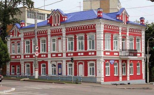 фотография музея мордовской культуры в Саранске