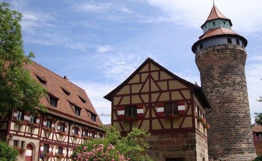 фото Нюрнбергской крепости