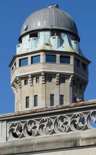 фотография обсерватории Урания в Цюрихе